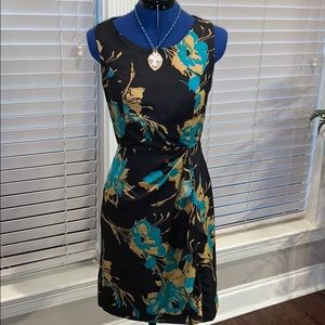 Banana Republic Gorgeous Floral Dress, Size 0